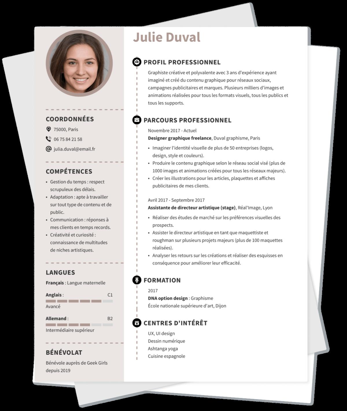 Exemple De Cv Travailleur Communautaire De La Sante Exemples Modeles De Cv
