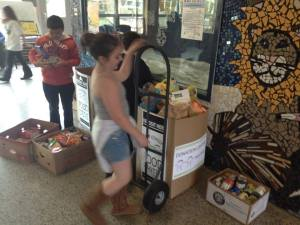 Live Civilly Food Pantry Cherry Hill Food Pantry at St. Michaels Lutheran Church!