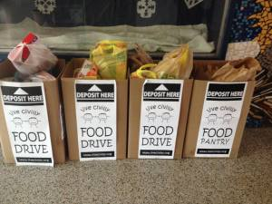 Live Civilly Food Pantry