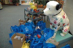 Live Civilly Food Drive