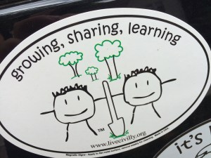 Growing Sharing Learning