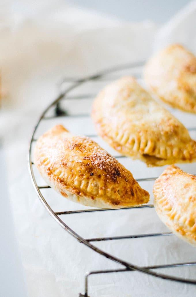 Apple Gouda Cheese Hand Pies