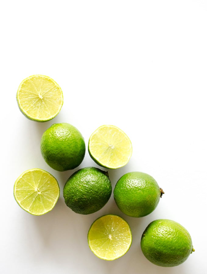 Get in Lime, It's Citrus Time