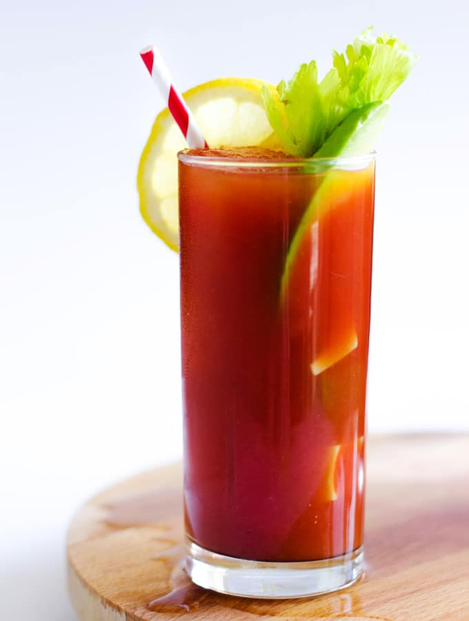 Bloody Avo Mary