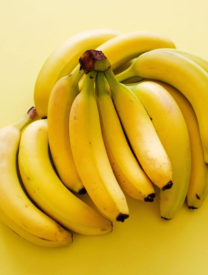 Going Bananas for These Bunches
