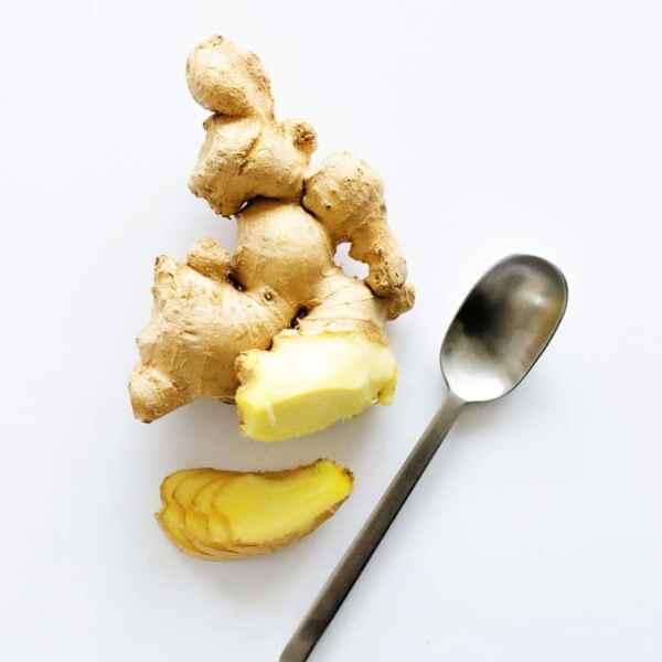 5 Vegetarian Ways to Use Fresh Ginger