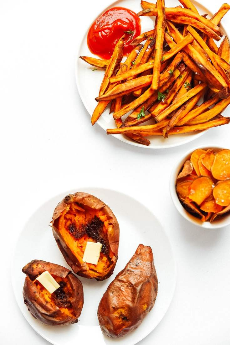 How to Cook Air Fryer Potatoes