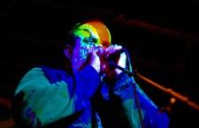 David Baker of Variety Lights/Fourth Annual Chicago Psych Fest/Photo: Matthew Grindstaff