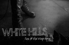 "Video: White Hills ""Dead"" Live @The Chop Suey"