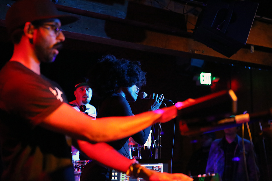 Photos: The Seshen Live @ Sunset Tavern | Live Eye Tv