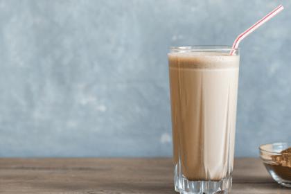 weight gainer shake homemade