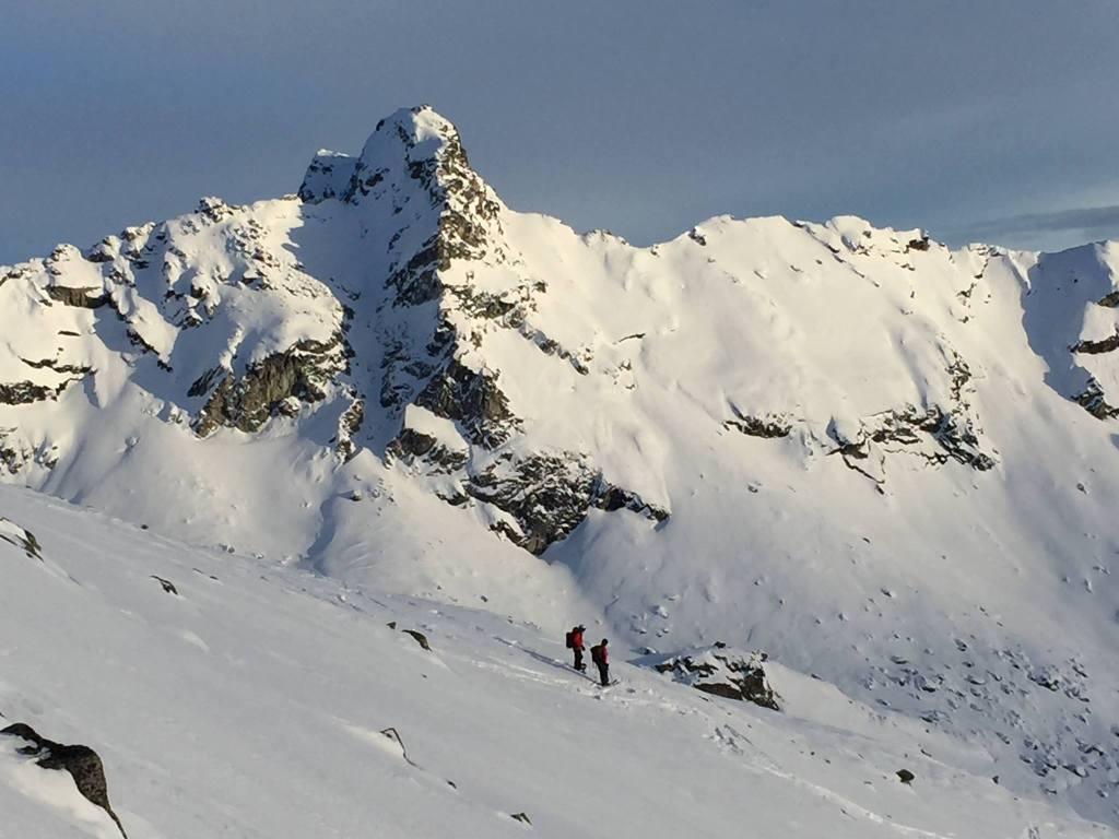 The Pinnacle, Hatcher Pass.
