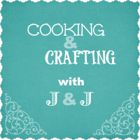 Cooking & Crafting with J&J Blog Party Feature