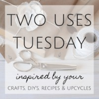 Two Uses Tuesday Blog Party