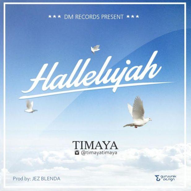 Timaya-Halleluyah-Art