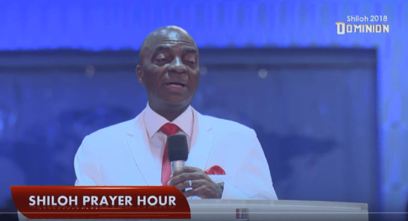 Shiloh 2018 day 4 prayer hour