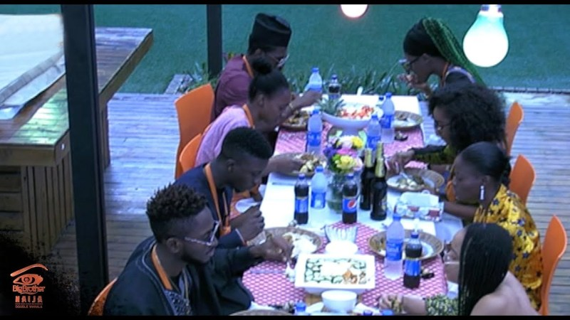 BBNaija 2018 – Day 76 highlights: Sharing is caring