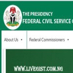 Federal Civil Service Commission Recruitment 2016 Application Form