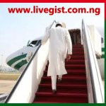 Buhari Sets Off to London for a 10 Days Medical Vacation – See why