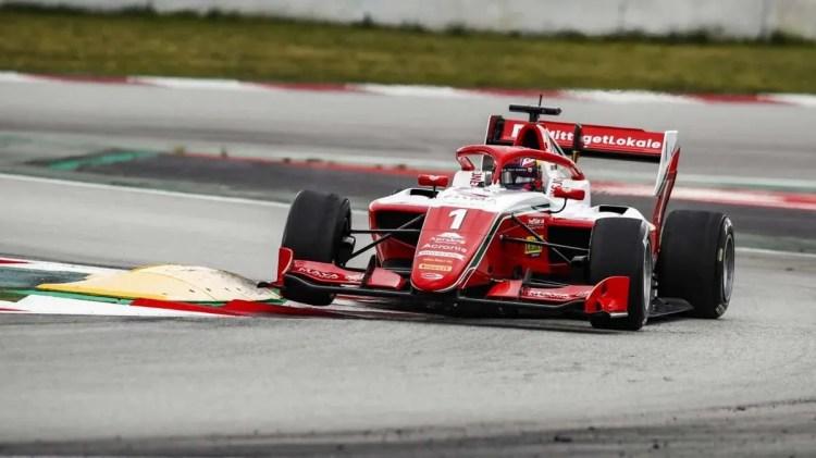 FIA F3 | Barcellona, gara-3: prima gioia per Hauger, Nannini a podio -  LiveGP.it
