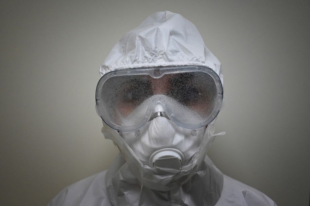 Waste treatment monitoring vital to pandemic defense
