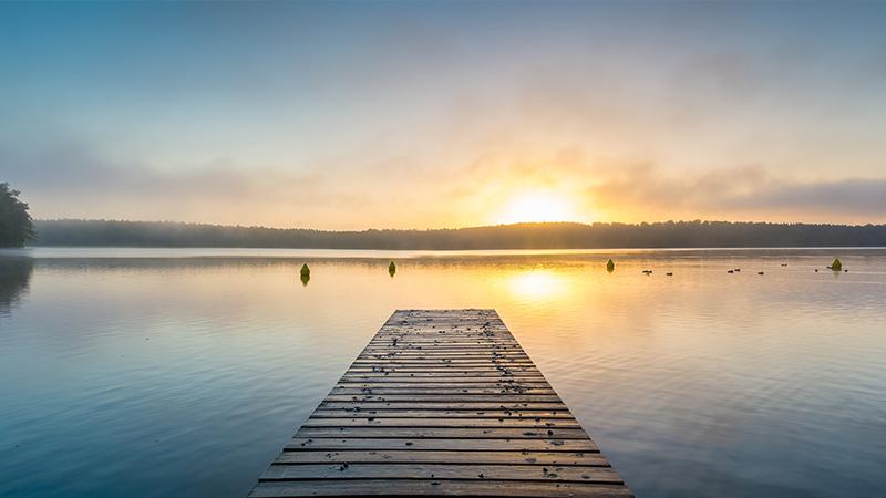 Lake-Dock