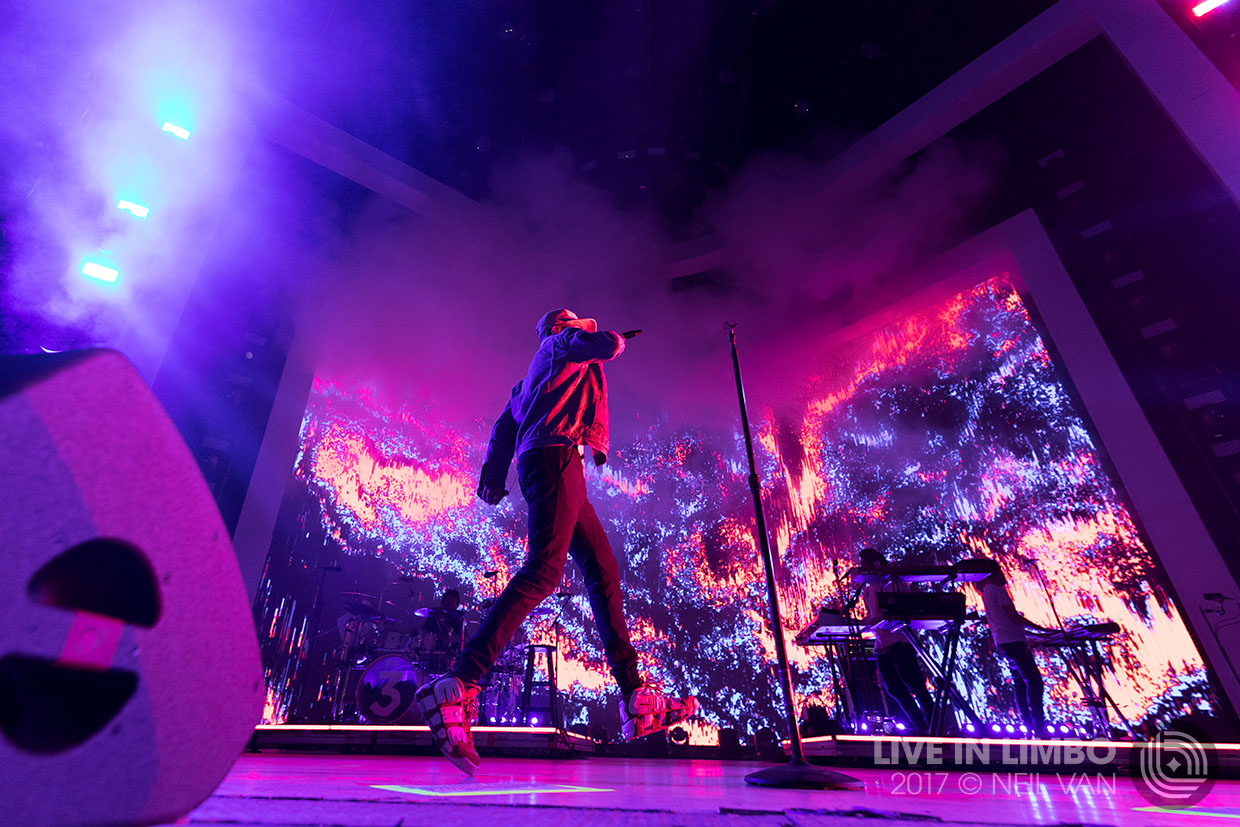 Chance The Rapper At Budweiser Stage Concert Reviews
