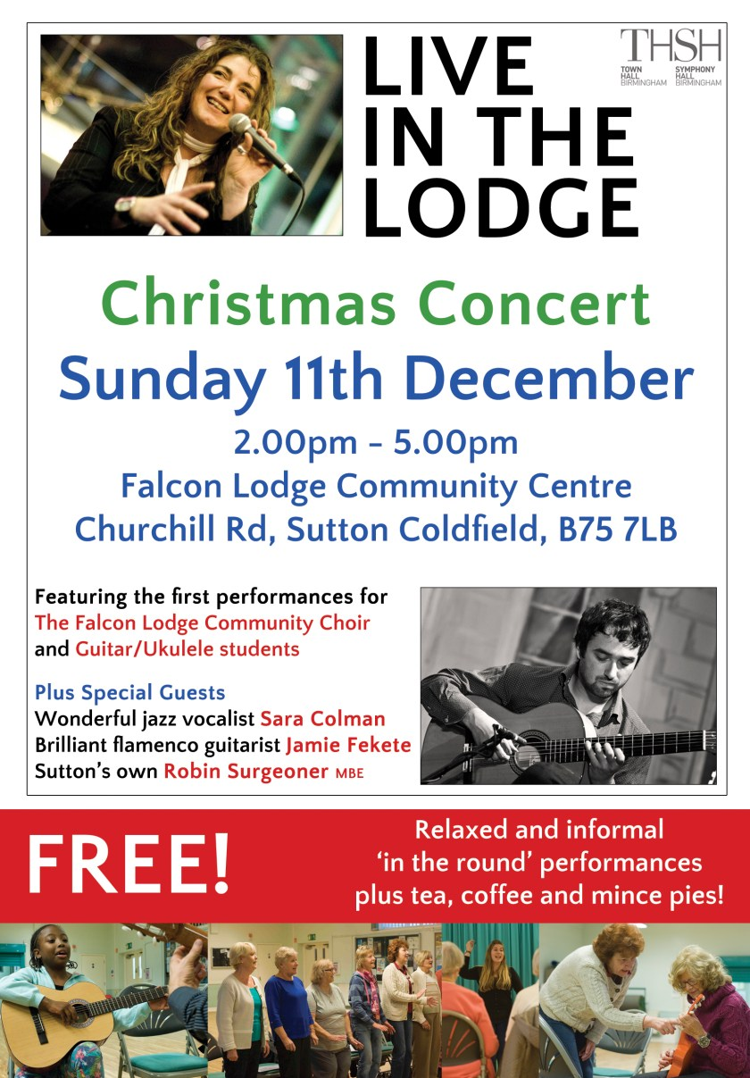 Falcon Lodge Christmas 2016