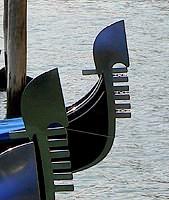Gondola 3 Ferro-de-prua