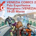 Venezia Comics. Da capitale del gioco al festival nazionale del fumetto