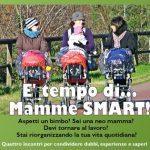 """Mamme sempre più """"smart""""."""