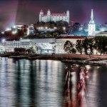 Da Venezia a Bratislava da 39 euro e si viaggia di notte.