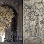 L'insalata che restaura il secondo portale di Palazzo Ducale