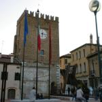 I giovani solisti suonano alla Torre Civica di Mestre