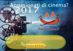Scopri le nostre proposte a Tema Cinema con i Tour di Live in Venice