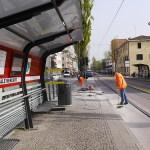 Marghera, conclusi i lavori in Piazza Mercato e Piazza Sant'Antonio