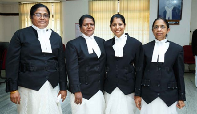 Do you know why lawyers wear black and doc white dress