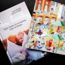 Grüne Libelinge im August 2017 Bücher