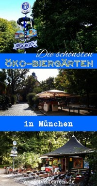Öko-Biergarten in München-leckere Alternative zur Wiesn