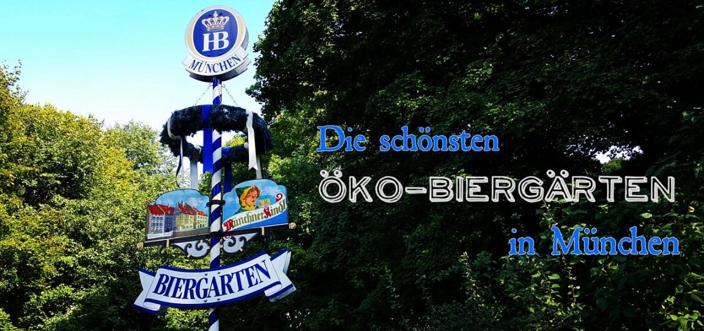 Öko-Biergarten in München statt Oktoberfest