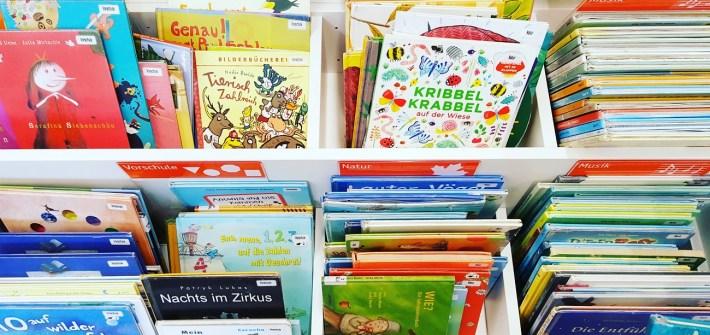 Öffentliche Büchereien - eine nachhaltige Wunderwelt zum Entdecken und Ausleihen
