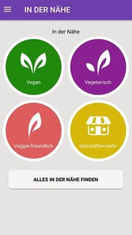 Grüne Apps für mehr Nachhaltigkeit- Happy Cow