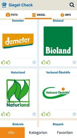 Grüne Apps für mehr Nachhaltigkeit- Nabu Siegel-Check