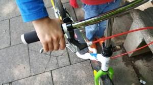 Puky R07 Scooter Fahrradbremsen