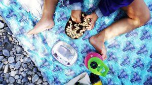 Picknickdecke von Babauba im Einsatz