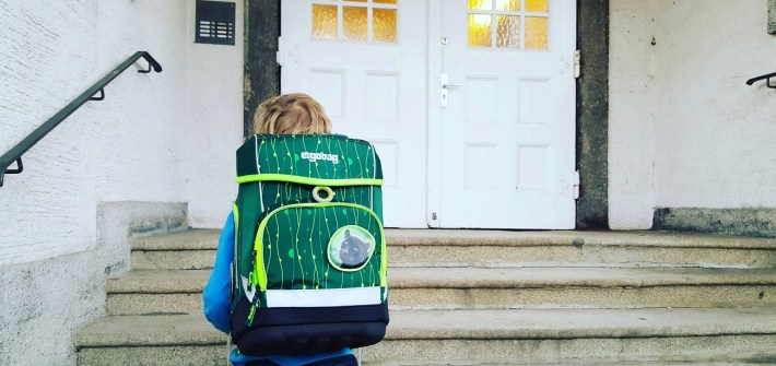 Faire und nachhaltige Schulranzen von ergobag aus recycling Plastik