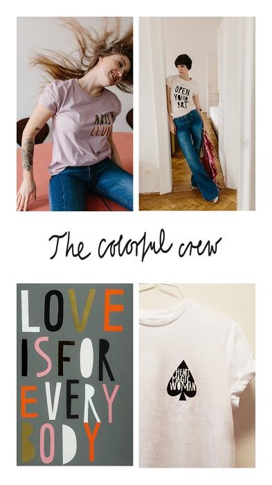 Fair Fashion Label aus München: The Colorful Crew