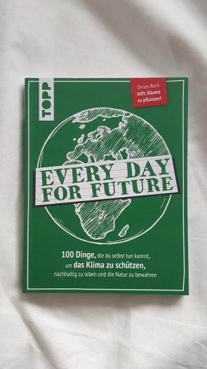 Grüne Buchtipps für Weihnachten: Every Day for Future