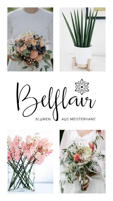Nachhaltige Blumenläden in München: Belflair