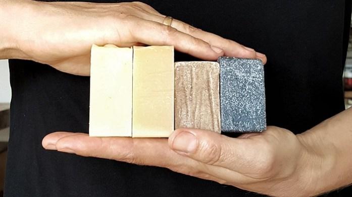 Lieblingsseifen ohne Palmöl von der Seifenmanufaktur Natural Pure Solids